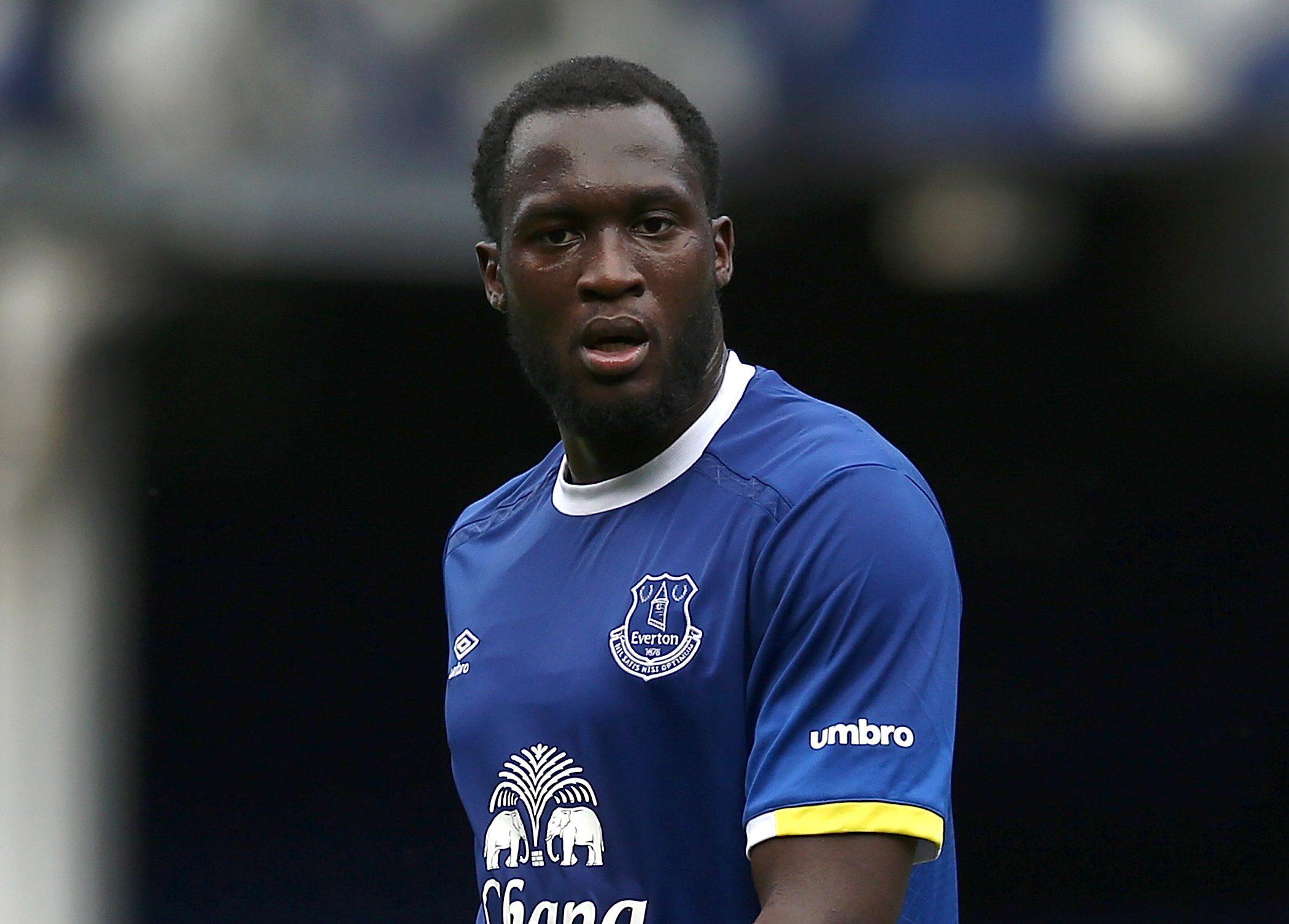 Romelu Lukaku out of Everton's opening game vs Tottenham