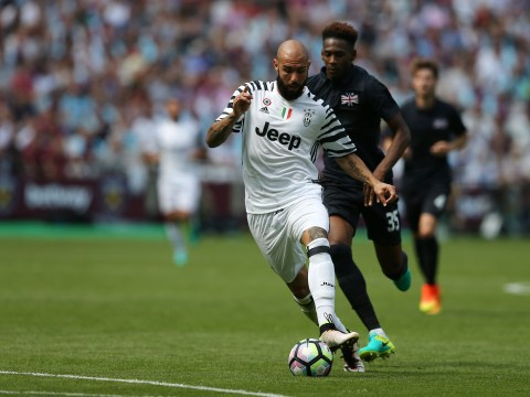 Juventus' Luca Marrone channels Andrea Pirlo to produce excellent pass to set up winner against West Ham