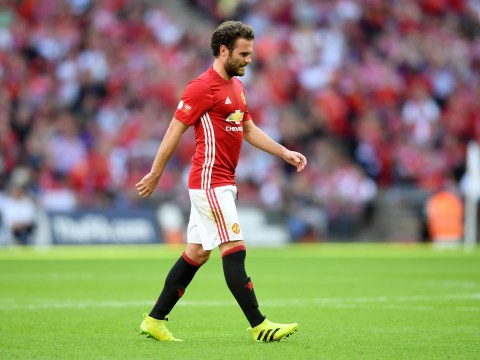 Everton pushing for Juan Mata transfer as he seeks Manchester United exit