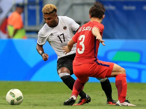 Arsenal and Germany midfielder Serge Gnabry putting in performance after performance at the Olympics