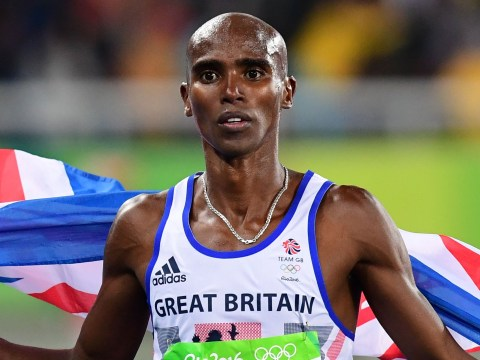 Mo Farah set to be awarded knighthood after heroics at Rio 2016 Olympics