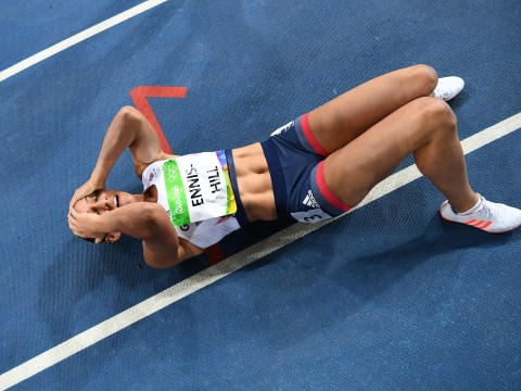 Jessica Ennis-Hill hints at retirement after missing out on gold by just TWO SECONDS
