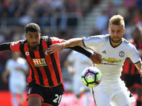 Manchester United left-back Luke Shaw reveals Uefa annoyed him by giving Hector Moreno man-of-the-match award