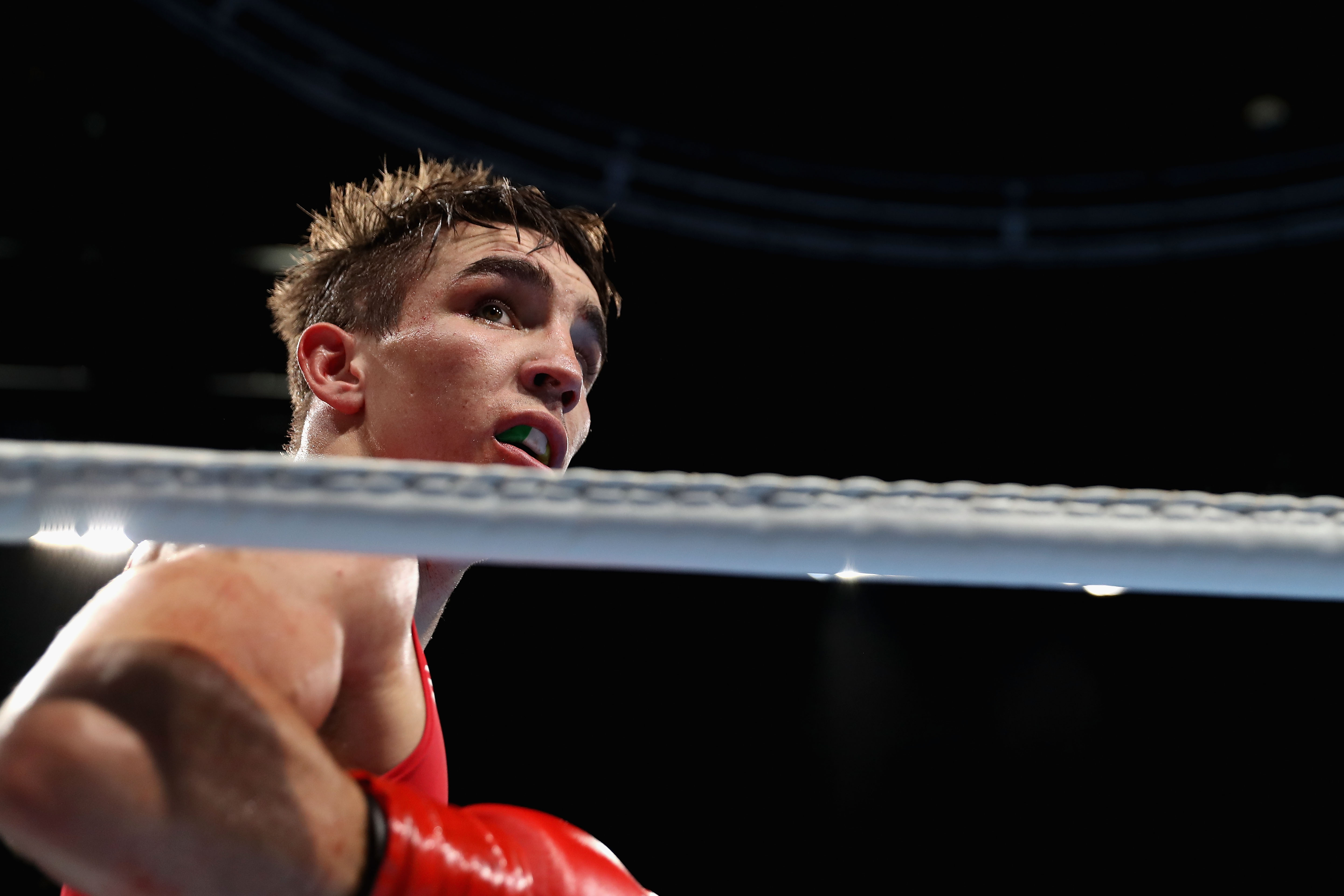 AIBA president wants to punish Michael Conlan after his post-fight outburst at Rio Olympics