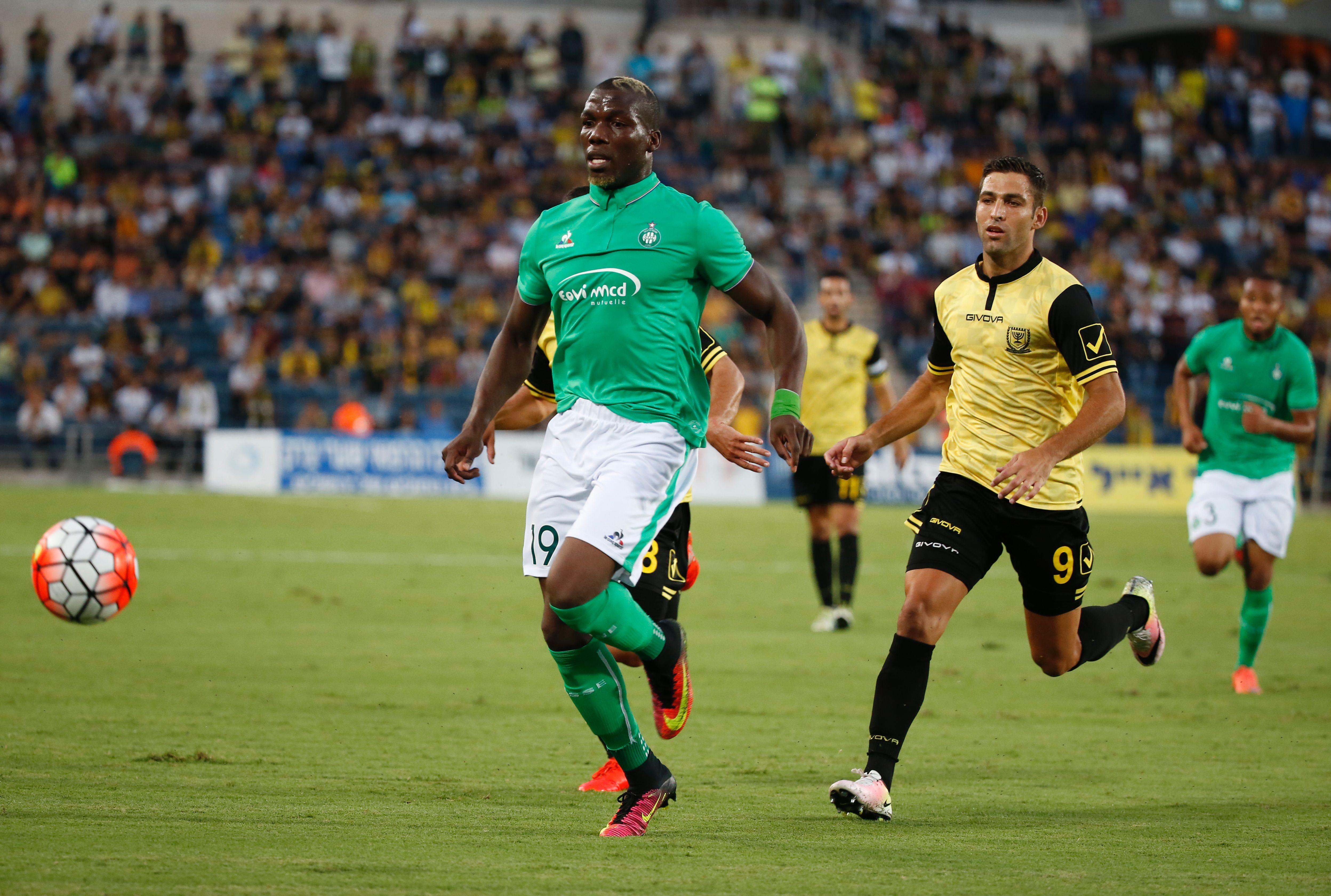 Sunderland eye transfer for Saint-Etienne defender Florentin Pogba