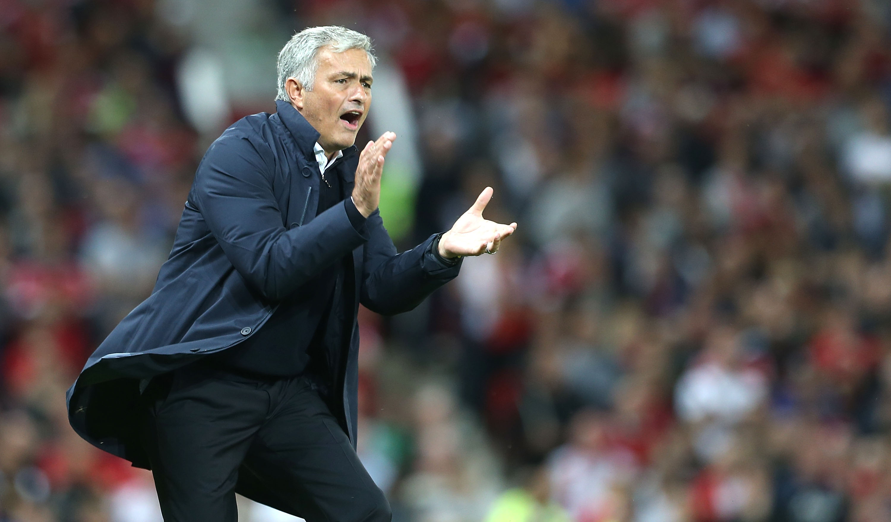 Jose Mourinho not expecting any further Manchester United transfer deals and happy to give youth a chance
