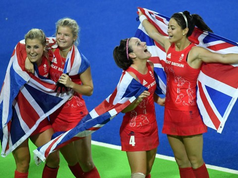 Rio 2016 Olympics: Team GB's women win historic first gold medal in hockey