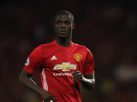 Eric Bailly targeting Premier League title win with Manchester United this season