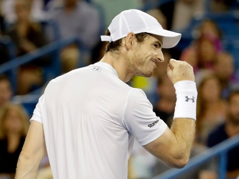 Andy Murray has now won 22 games in a row after reaching Cincinnati Masters final