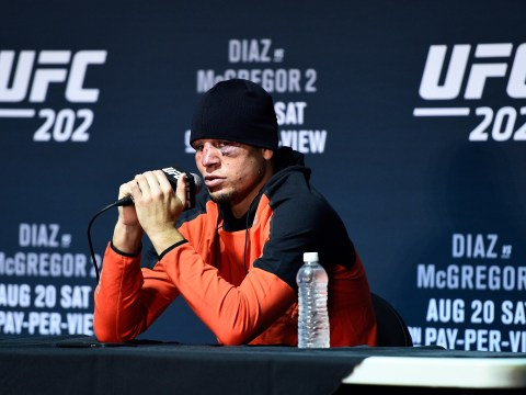 Nate Diaz vape pen smoking triggers USADA investigation into doping violation by UFC fighter
