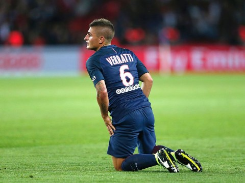 Marco Verratti is 'unhappy' at PSG, claims Italy head coach Giampiero Ventura