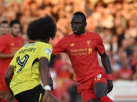 Sadio Mane steals the show as Liverpool thump Burton Albion 5-0 to reach EFL Cup third round
