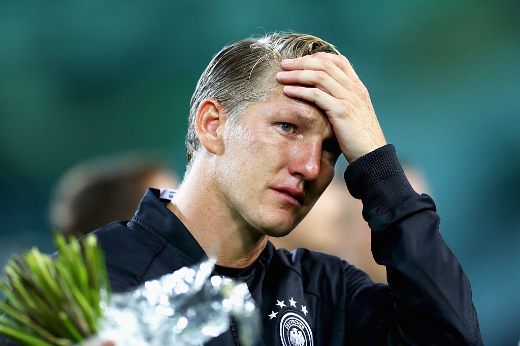 Sami Khedira slams Manchester United's treatment of Bastian Schweinsteiger