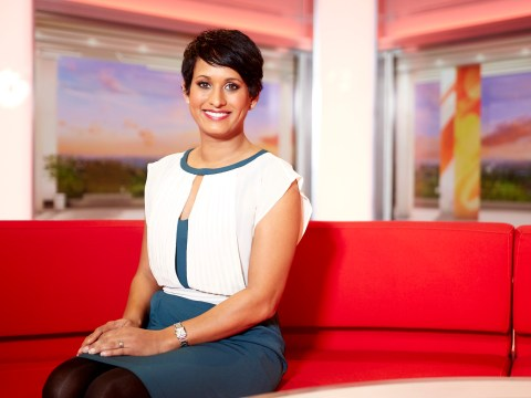 Where is Naga Munchetty? Don't worry, she hasn't left BBC Breakfast forever