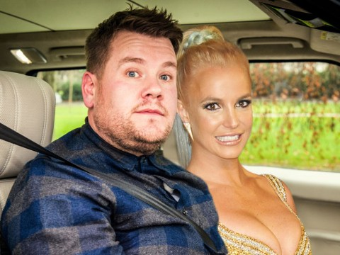 Get excited because Britney Spears looks set to appear on James Corden's CARPOOL KARAOKE