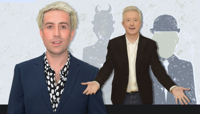 X Factor 2016: Nick Grimshaw accuses critical Louis Walsh of being two-faced? Credit: Getty Images/REX/Metro.co.uk