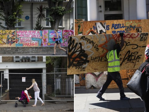 People are boarding up their homes because of Notting Hill Carnival