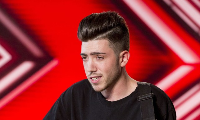 Christian Burrows has impressed everyone on The X Factor (Picture: Syco/Thames TV/PA Wire)