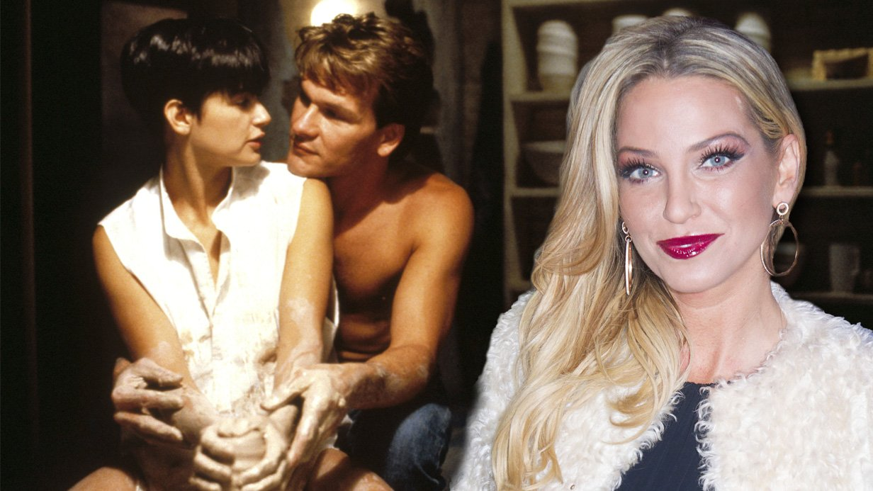 Sarah Harding is taking on Demi Moore's lead in Ghost: The Musical