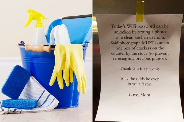 The best way to get your kids to do chores Credit Imgur/Aatrox94/Getty house-work-wifi-getty-imgur.jpg
