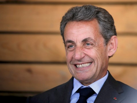 Nicolas Sarkozy wants to be president of France again