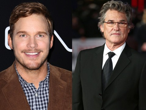 It was Chris Pratt's idea to get Kurt Russell for Guardians Of The Galaxy 2