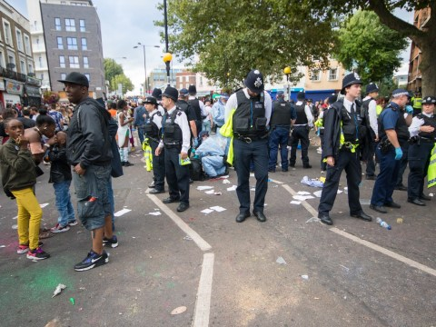 Man fighting for his life after being stabbed at Notting Hill Carnival