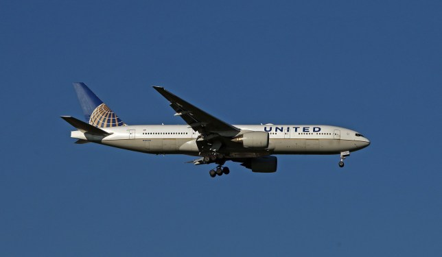 File photo dated 19/1/2016 of an United Airlines plane. Two pilots are expected to appear in court after being arrested on suspicion of being under the influence of alcohol as they prepared to fly a passenger jet from Scotland to the US. PRESS ASSOCIATION Photo. Issue date: Monday August 29, 2016. The men, aged 35 and 45, are expected to appear at Paisley Sheriff Court after the alleged incident at Glasgow Airport on Saturday. Concerns were reportedly raised before the 9am United Airlines UA162 flight to Newark, New Jersey, was due to depart at 9am. See PA story COURTS Pilots. Photo credit should read: Steve Parsons/PA Wire