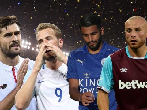 Flops of the weekend: Tottenham's Harry Kane and Leicester City's Riyad Mahrez struggle before international break