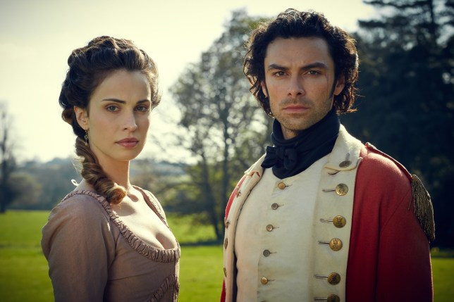 0feaac4c5 Aidan Turner fans defend him after Poldark 'flipping out' claim ...