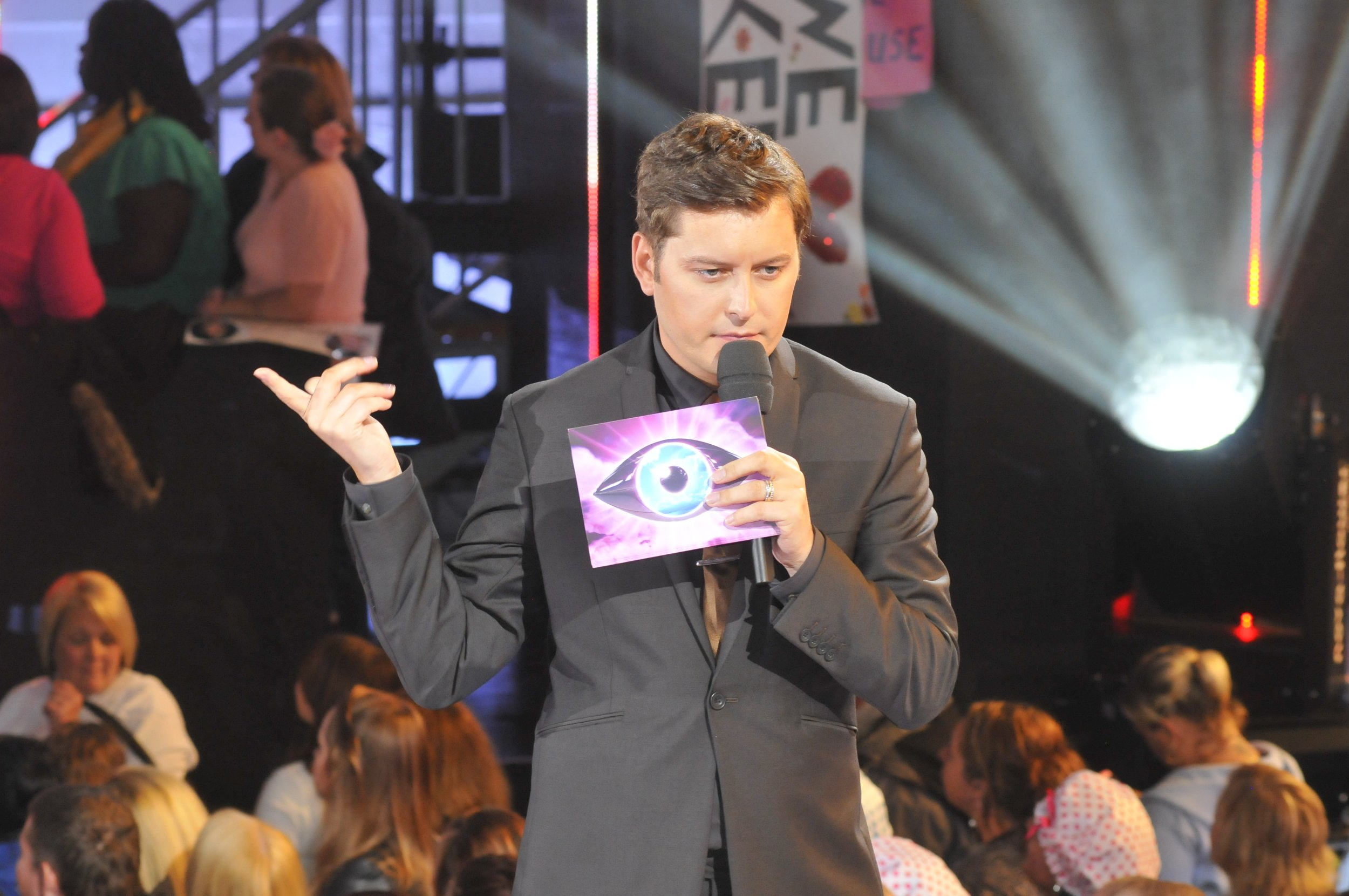 Brian Dowling has some choice words for his former show Big Brother