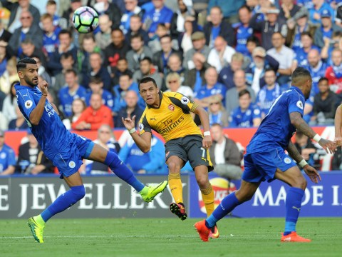 Leicester City 0-0 Arsenal: Champions underline Arsene Wenger's need for a striker as Alexis Sanchez and co blunted