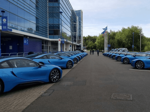 Leicester City owner Vichai Srivaddhanaprabha buys every player a BMW i8 after Premier League title success