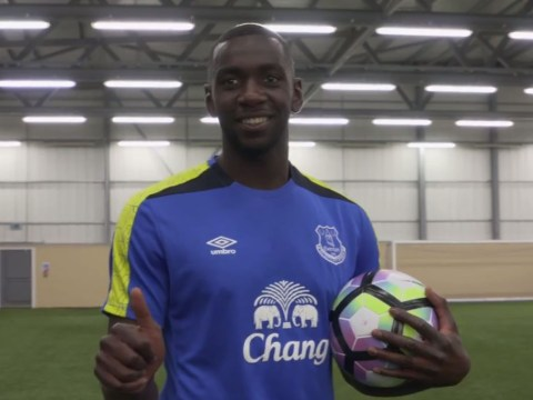 Everton complete signing of Yannick Bolasie from Crystal Palace on five-year deal
