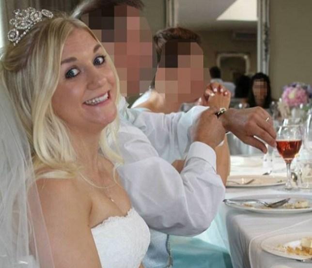 Blogger Samantha Wragg Puts Wedding Dress On EBay To Fund