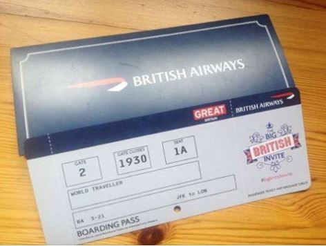 No, British Airways is not giving away free airline tickets if you share their post