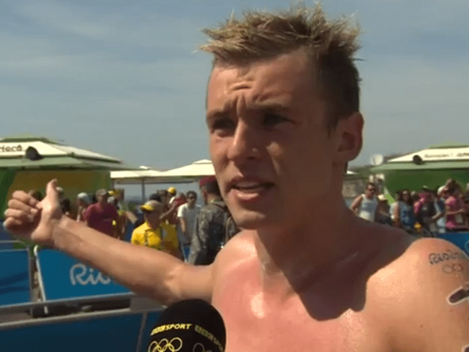 Rio 2016 Olympics: Team GB's Jack Burnell rages at officials after 'ridiculous' disqualification
