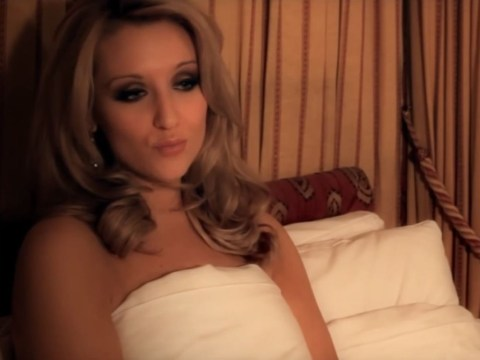 WATCH: Coronation Street's Catherine Tyldesley in her own sultry music video BEFORE she was famous