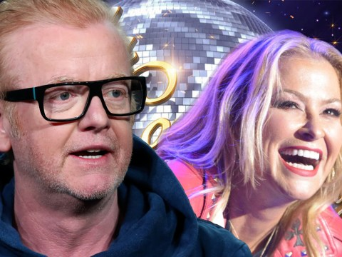 Chris Evans ballses up Strictly Come Dancing reveal when announcing Anastacia as the latest celeb