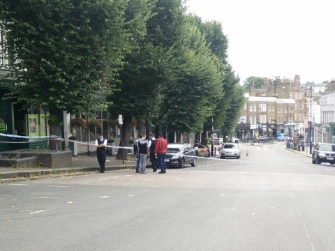 Man fighting for his life after street attack in south London