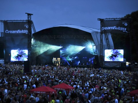Man, 26, found dead at Creamfields Festival