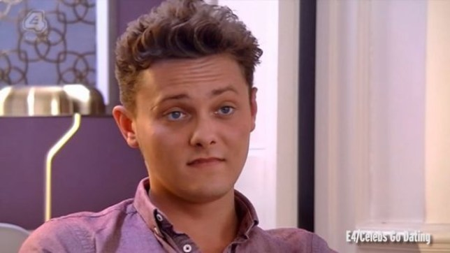 Outnumbered star Tyger Drew-Honey appeared on Celebs Go Dating (Picture: E4)