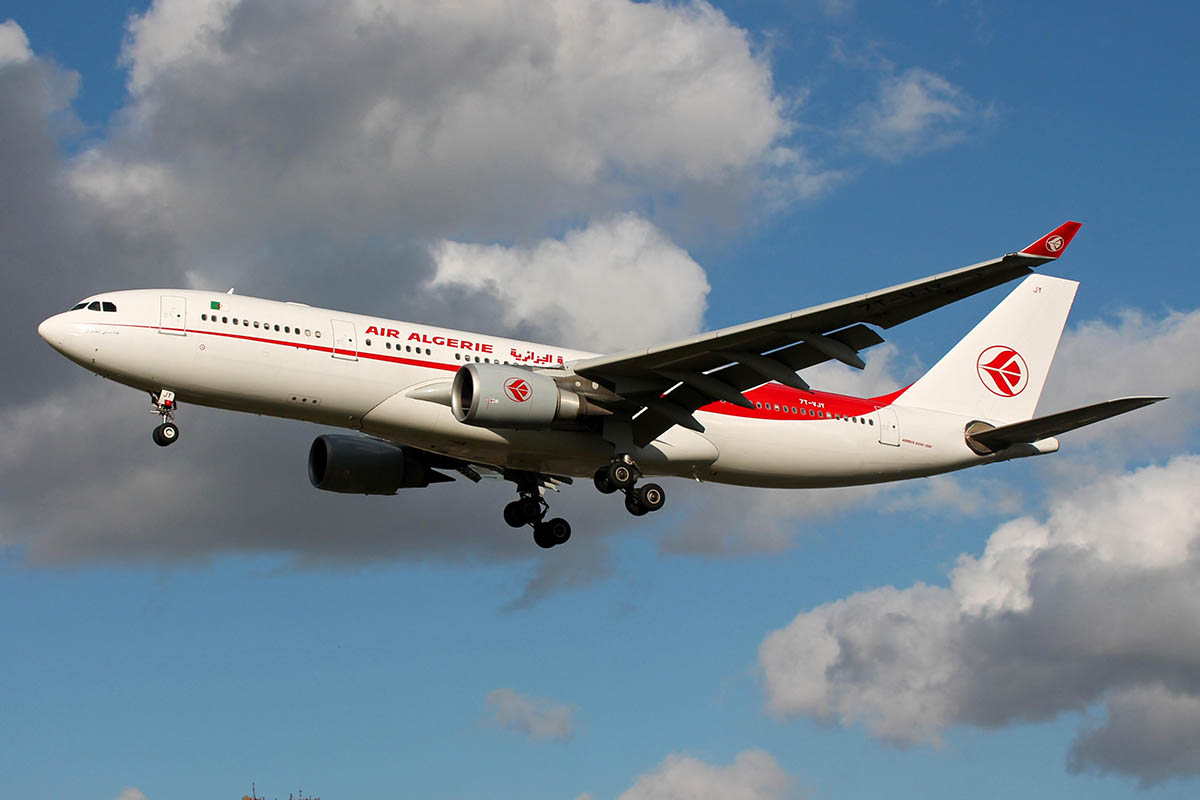 Plane declares mid-air emergency on journey from Algiers to Marseille
