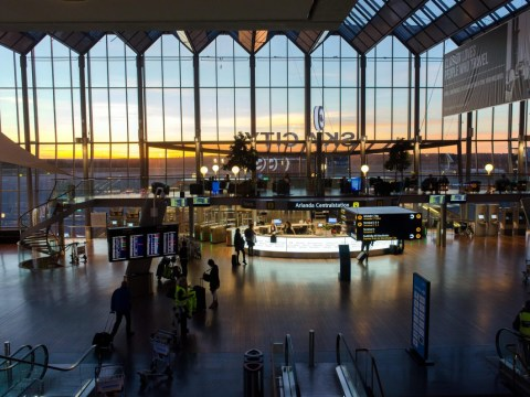 Fly from these airports if you want to fall in love