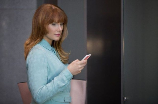 Bryce Dallas Howard in an episode from the new series of Black Mirror (Picture: Netflix)