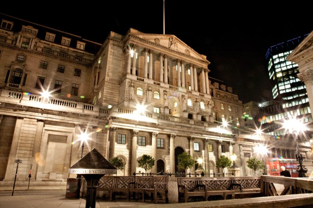 UK 'heading for new financial crisis'