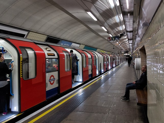 The Tube strike is from 9pm tonight (Picture: Getty)