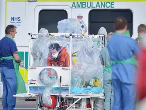 Ebola nurse 'hid temperature' when returning to UK