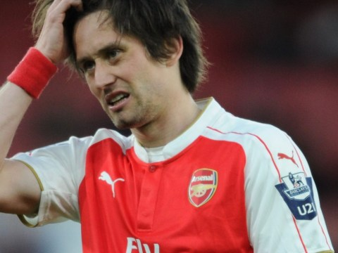 Tomas Rosicky rejoins boyhood club after leaving Arsenal