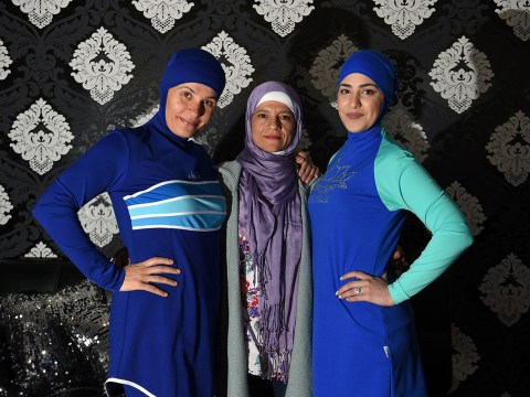 There's been a massive surge in non-Muslims buying burkinis